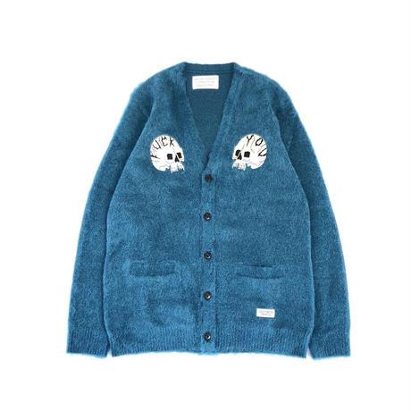 WACKO MARIA / mohair cardigan (type-5)