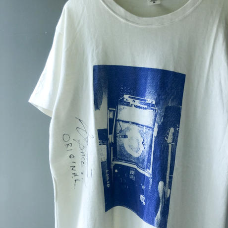 "2010 "" Ari Marcopoulos "" The Situation T-shirt サイン入り  (spice)"