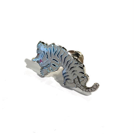 WACKO MARIA / TIGER PIN  (white)