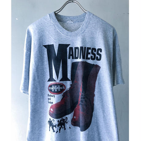 "90's MADNESS ""madstock ⅲ"" Tee (spice)"