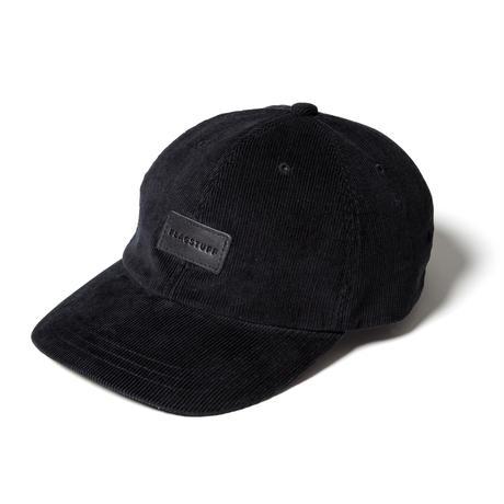 "F-LAGSTUF-F ""Leather Patch Logo Cap"" (navy)"