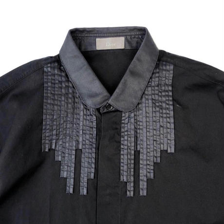"Dior Homme 08AW ""Double Cuffs L/S Shirt"""