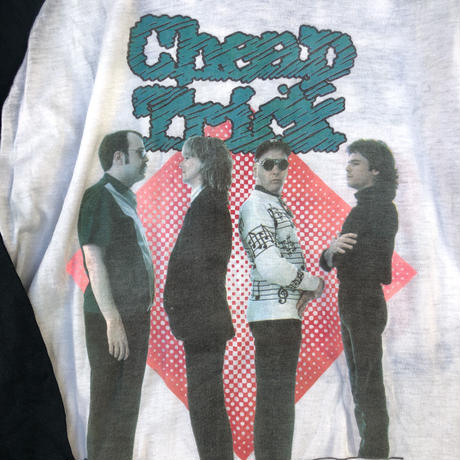 "80's Cheep Trick""One on One Tour""  Tee  (spice)"