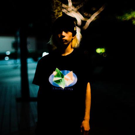 """Diaspora skateboards  / """"Dia Spore Tee"""" (black) Designed by Nico Ito"""
