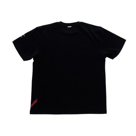 PHINGERIN /GLIMPSE TEE (black)