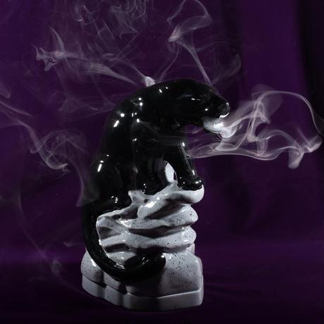 WACKO MARIA /  BLACK PANTHER INCENSE BURNER