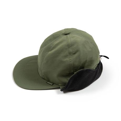 "Diaspora skateboard ""Detachable Earpiece Cap"" (olive)"