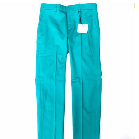 HERMES /  Cut-out Saint-Germain pants  #15 (hi brand furugi)