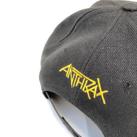 "1993 ANTHRAX  "" 6 panel cap ""   (spice)"