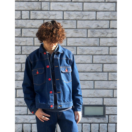 PHINGERIN / PG1S DENIM JACKET (blue)
