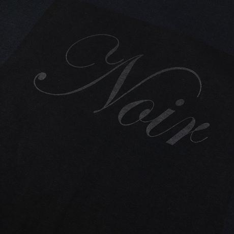 VINTAGE ROCK T BOOK「Noirshirt」Tee (black)