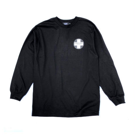 Diaspora skateboards / EDM L/S Tee (black)