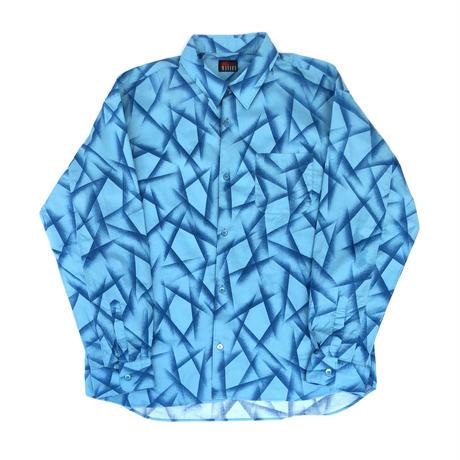 MASSES / Shadow G Shirt L (blue)