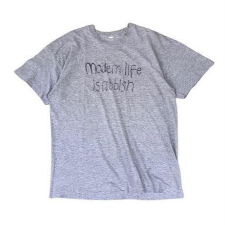 "blur ""modern life is rubbish"" Tee (spice)"