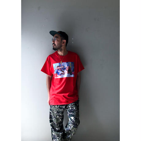 Thundercat / Re-Postponed T-Shirt (red)