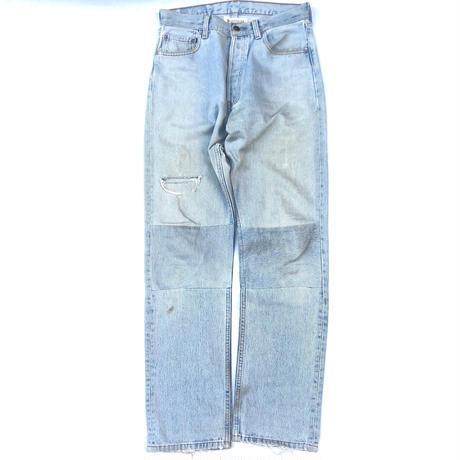 Maison Martin Margiela ⓪⑩ Artisanal Denim Pants  (spice)