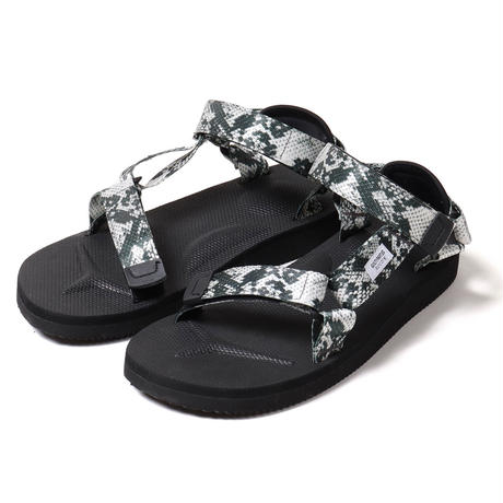 "WACKO MARIA × SUICOKE "" sandals "" (white)"