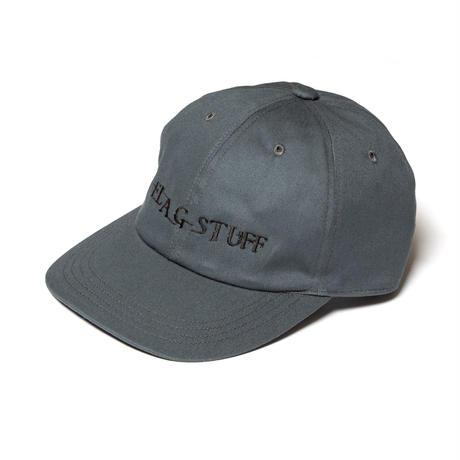 "F-LAGSTUF-F / ""MX LOGO"" CAP (d.gray)"