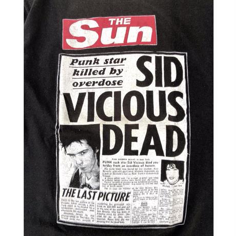"""SID VICIOUS """"The Sun"""" Tee (spice)"""