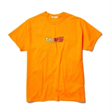 "F-LAGSTUF-F x DRAGON BALL / ""F-LAGSTUF-F Z"" Tee (orange)"