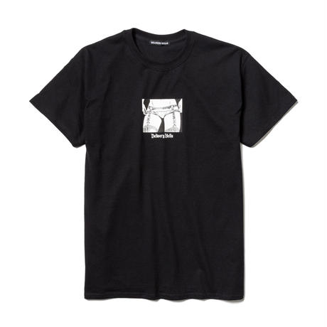 "Delivery Hells / ""Take off"" Tee (black)"