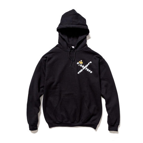 F-LAGSTUF-F×DON'T COME  / HOODIE (black)