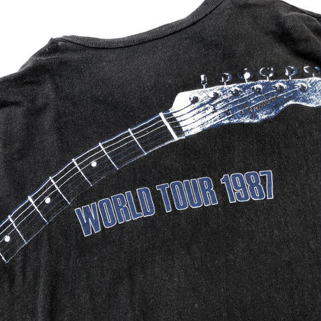 """90's THE PRETENDERS """"WORLD TOUR 1987""""  Tee  (spice)"""