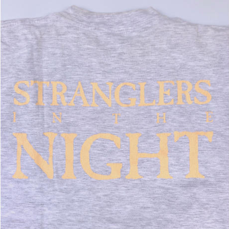 """the stranglers """"IN THE NIGHT"""" Tee (spice)"""