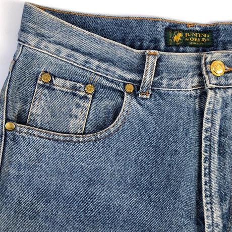 90's HUNTING WORLD Denim Pants (spice)