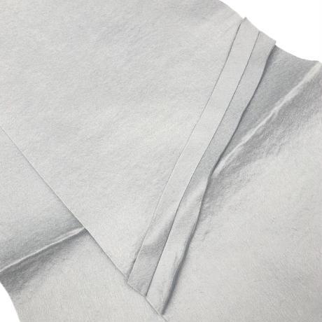 PHINGERIN / Felt Muffler (grey)