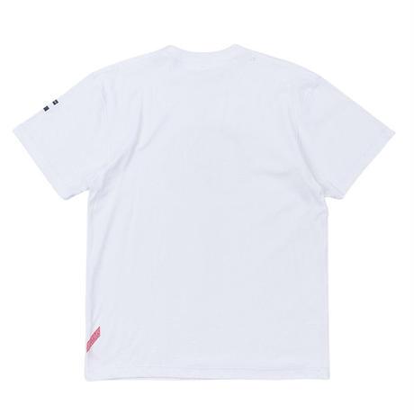 PHINGERIN /  Balance pup  tee  (white)
