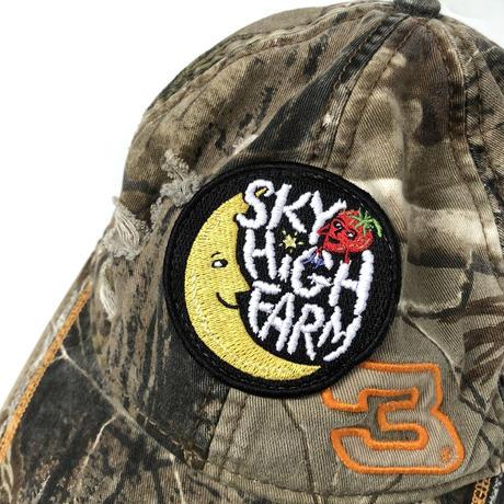 "SKY HiGH FARM "" Tree camp cap  "" (spice)"