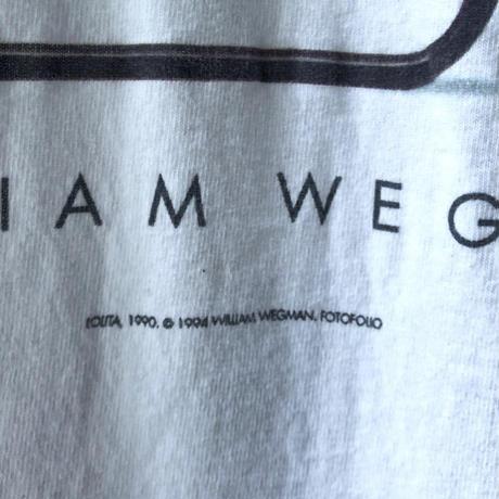 "90's""W.WEGMAN Tee ""   (spice)"