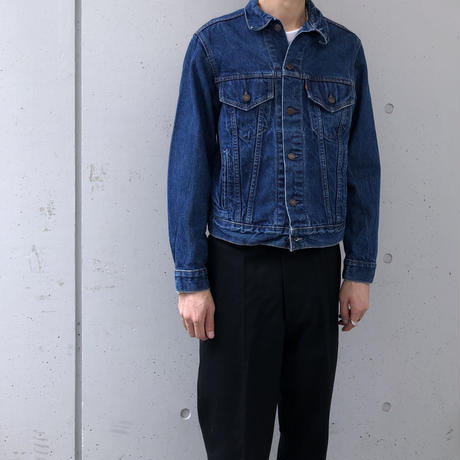 "Levi's ""70506""Denim Jacket (spice)"