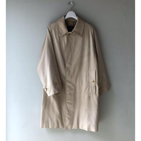 """80's Burberrys """"一枚袖"""" Balmacaan Coat (spice)"""