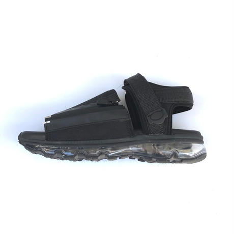 F-LAGSTUF-F x Tomo & Co / City Field Sandal (black x black)