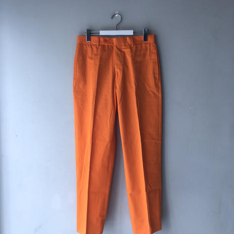 HERMES /  HERMES Orange Slacks