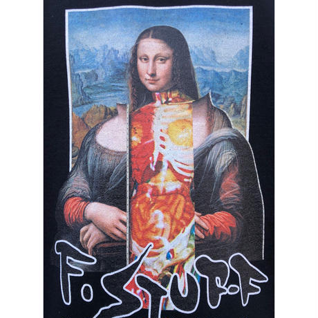 "F-LAGSTUF-F / ""Mona Lisa"" SWEAT (gold)"