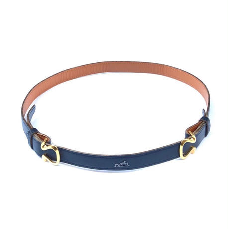 HERMES / Leather Belt