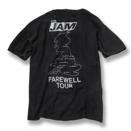 """80's THE JAM  """"5th Column U.K. Tour Tee"""""""