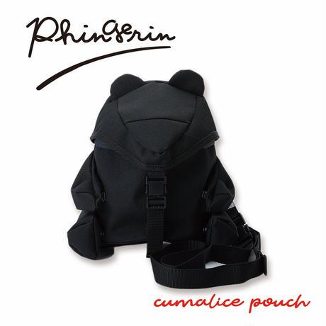 PHINGERIN / CUMALICE POUCH (black)