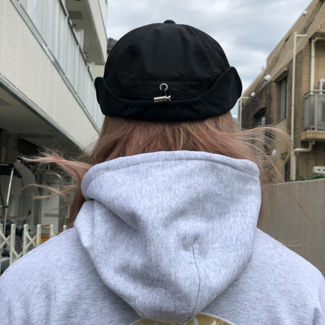 "Diaspora skateboard ""Detachable Earpiece Cap"" (black)"
