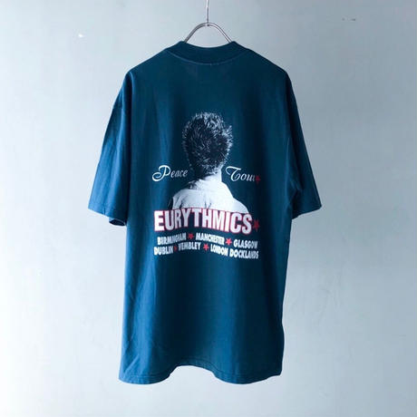 "90's EURYTHMICS ""Peace Tour"" Tee (spice)"