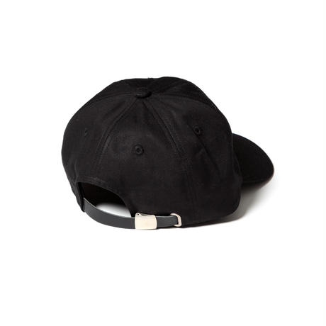 "F-LAGSTUF-F / ""note"" CAP (black)"