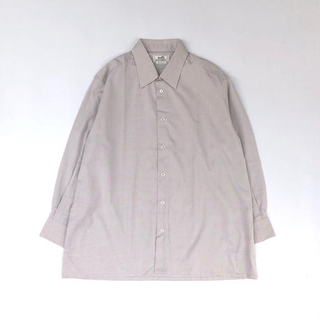 HERMES / H Button Shirt