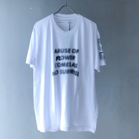 "JENNY HOLZER & VIRGIL ABLOH ""T-Shirts for Planned Parenthood L.A."" (spice)"