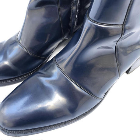 "Dior Homme 09AW ""Side Zip Boots"""