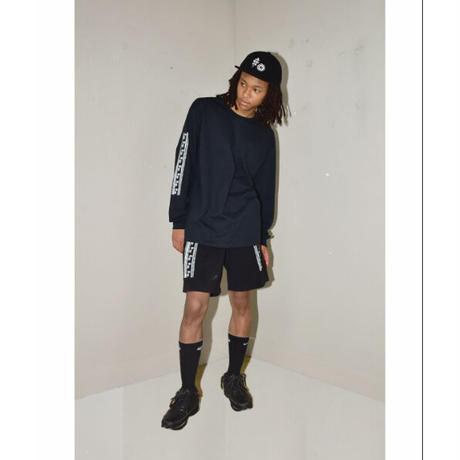 "IMPUDENT LIFE / ""Natural""  Shorts (black)"