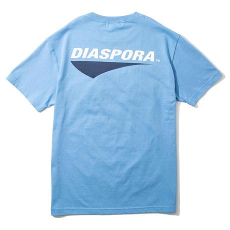 """Diaspora skateboards  / """"Tour Logo Tee"""" (sax)"""