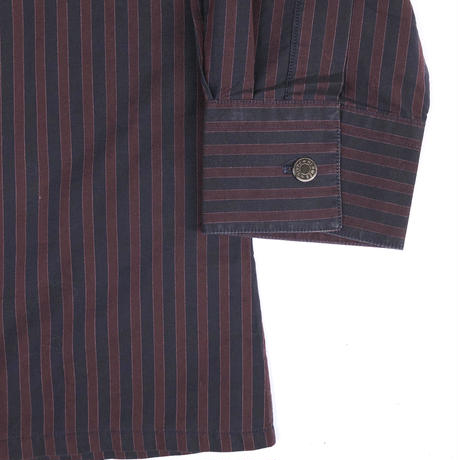 HERMES / Stripe Shirt